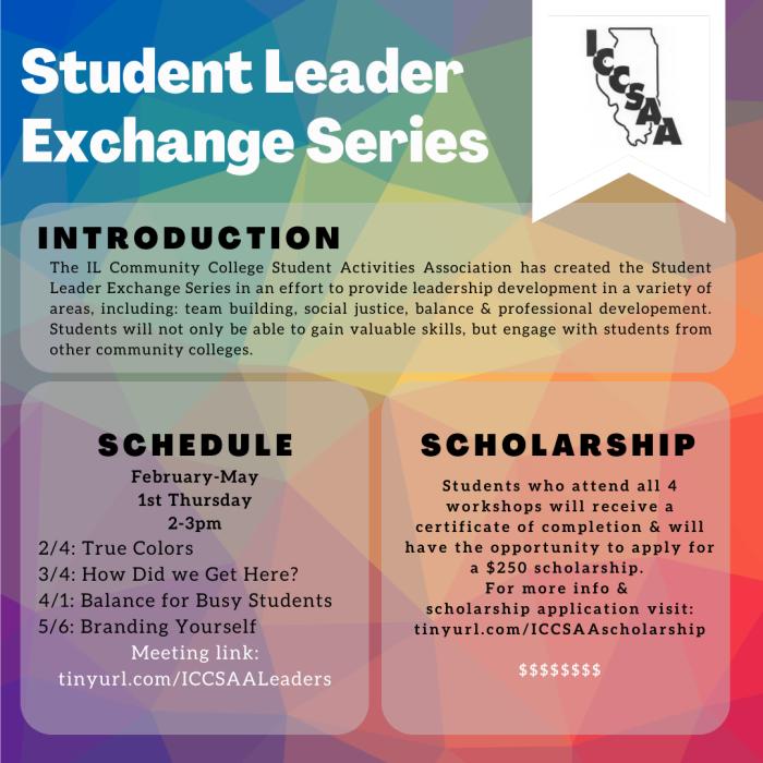 Student Leader Exchange Series _Instagram