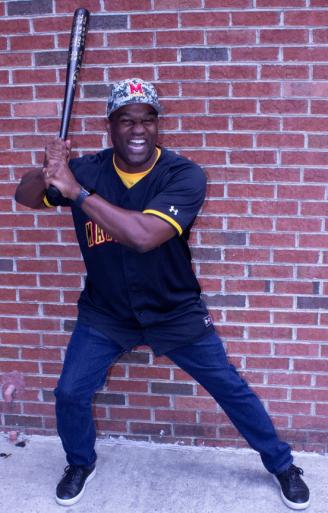 Larry Long baseball pic